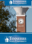 Graduate Catalogue 2013-2015 by Tennessee State University