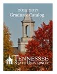 Graduate Catalogue 2015-2017