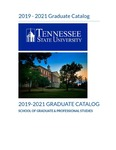 Graduate Catalogue 2019-2021 by Tennessee State University