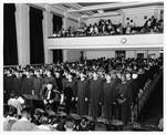 Commencement Class of Tennessee A. & I. State University, 1950 by Tennessee State University