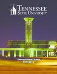 Undergraduate Catalogue 2011-2013
