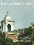 Undergraduate Catalogue 2009-2011