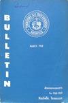 Undergraduate Catalogue 1968-1969