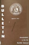 Undergraduate Catalogue 1965-1966
