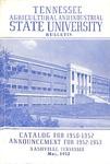 Undergraduate Catalogue 1950-1952