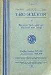 Undergraduate Catalogue 1947-1948