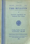 Undergraduate Catalogue 1946-1947