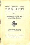 Undergraduate Catalogue 1945-1946