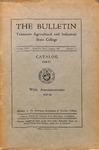 Undergraduate Catalogue 1936-1937