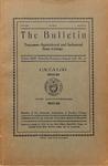 Undergraduate Catalogue 1934-1935