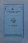 Undergraduate Catalogue 1933-1934