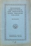 Undergraduate Catalogue 1930-1931