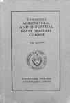 Undergraduate Catalogue 1929-1930