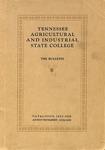 Undergraduate Catalogue 1927-1928