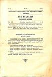 Undergraduate Catalogue 1925-1926