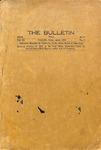Undergraduate Catalogue 1923-April