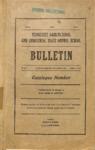 Undergraduate Catalogue 1922-1923