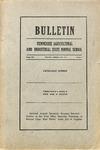 Undergraduate Catalogue 1919-1920