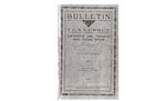 Undergraduate Catalogue 1915-16