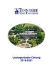 Undergraduate Catalogue 2019- 2021