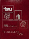 The Tennessean 1980 by Tennessee State University